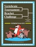 Vertebrate Tournament Bracket Challenge Activity Set