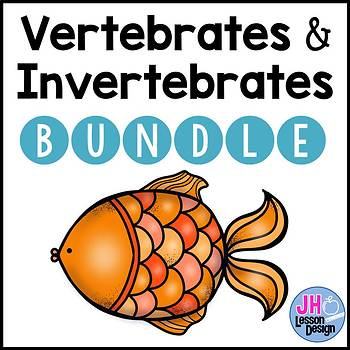 Vertebrate and Invertebrate Activity BUNDLE
