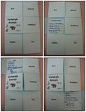Vertebrate and Invertebrate Animal Flip Book and Sorting A