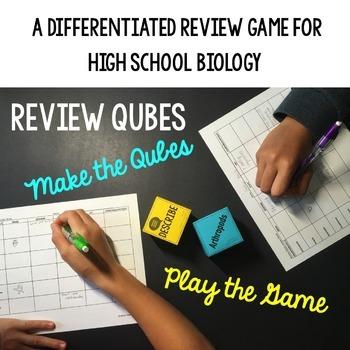 Vertebrates Review Qubes