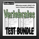 Vertebrates Test Bundle