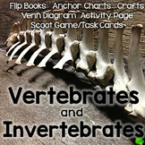 Vertebrates and Invertebrates Unit