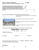 Vertex Form of Quadratic Functions Investigation