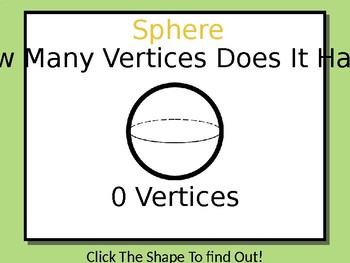 Vertexes and Vertices Memory Game 3D Shapes FREEBIE