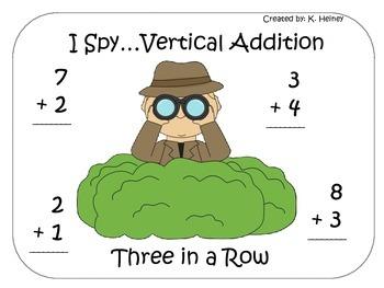 Vertical Addition