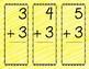 Vertical Addition Flashcards