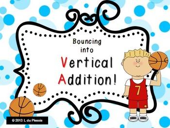 Vertical Addition PowerPoint