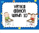 Vertical Addition SMARTBoard Lesson