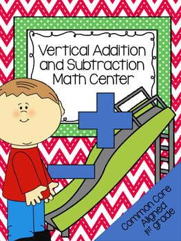 Vertical Addition and Subtraction