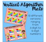 Vertical Algorithm Mats #ausbts18