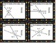 Vertical Angles Discovery Activity, Graphic Organizer and