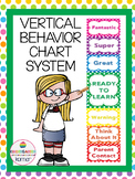 Vertical Behavior Chart System-Polka Dot