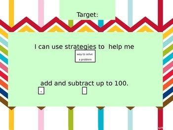 Vertical Equations