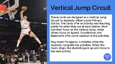 Vertical  Jump Circuit