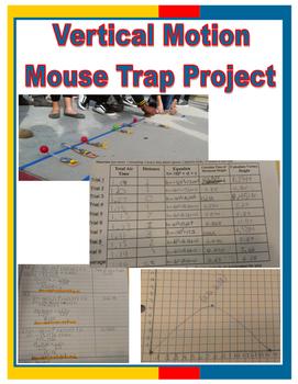 Vertical Motion Mouse Trap Project