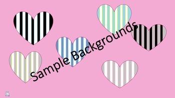 Vertical Stripe Backgrounds!!!