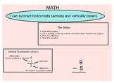 Vertical Subtraction