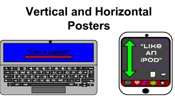 Vertical or Horizontal