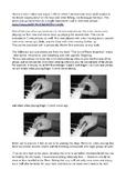 Vertical wrist movements