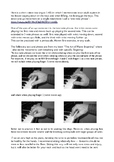 Vertical wrist movements