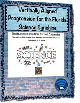 Vertically Aligned Progression of Florida Science Sunshine State Standards