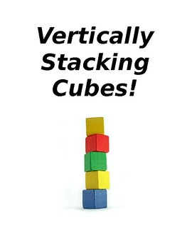 Vertically Stacking Cubes - Algebra
