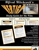 Vertigo: Study Guide for Hitchcock's Film (22 Pages, Answe