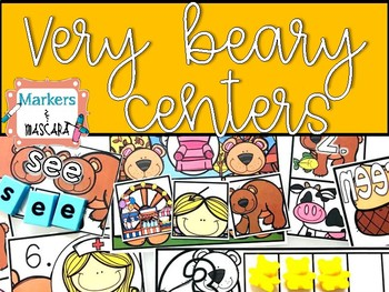 "Very ""Beary"" Centers"