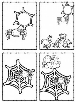Spider Activities {Literacy and Science}