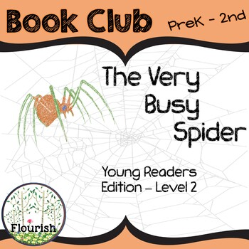 Very Busy Spider: BOOK CLUB