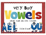 Very Busy Vowels