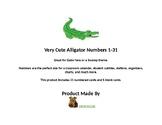 Very Cute Alligator Numbers