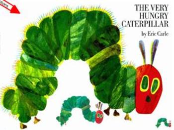 Very Hungry Caterpillar - Smart Board Interactive Lesson *