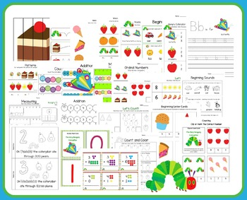 Very Hungry Caterpillar Bundle