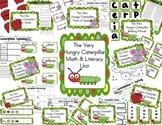 Very Hungry Caterpillar Common Core Math & Literacy Unit