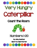 Very Hungry Caterpillar Count the Room