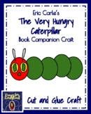 Very Hungry Caterpillar Craft: Eric Carle Book Companion (Bug, Insect, Spring)