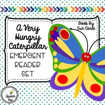 Very Hungry Caterpillar Reader Set