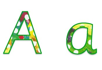 Very Hungry Caterpillar Font