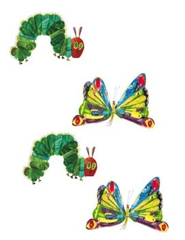 Very Hungry Caterpillar Graphing (Eric Carle)