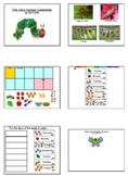 Very Hungry Caterpillar Lesson Plan / Smartboard File / Ac
