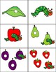 Very Hungry Caterpillar Sequence and Craftivities