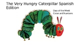 Very Hungry Caterpillar Spanish
