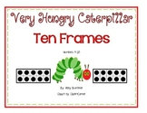 Very Hungry Caterpillar Ten Frame Math Center