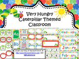 Very Hungry Caterpillar Themed Classroom