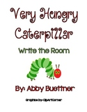 Very Hungry Caterpillar Write the Room