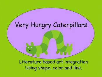 Very Hungry Caterpillars