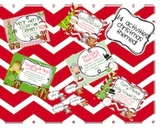 Very Merry Christmas Math, Reading, & Writing Centers- First Grade