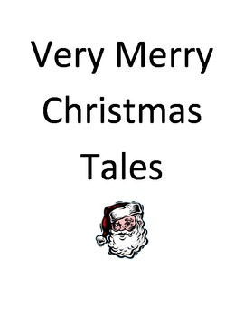Very Merry Christmas Tales Guided Reading Packet