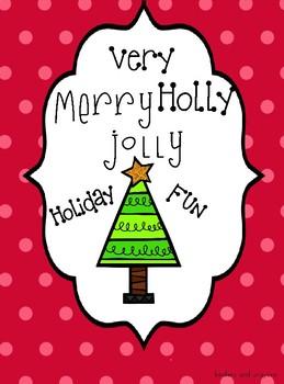 Very Merry Holly Jolly